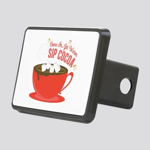 Sip Cocoa Hitch Cover