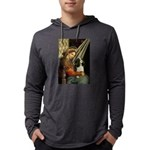 ORN-Oval-Madonna-Cav-Tri5 Mens Hooded Shirt