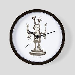 """""""Fix-It-Man"""" wall clock"""
