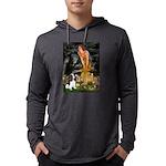 MIDEVE-Cav-Tri62 Mens Hooded Shirt