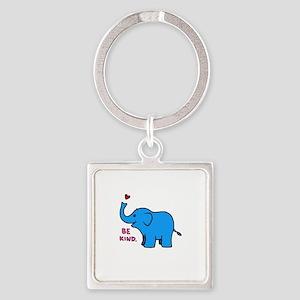be kind elephant Keychains