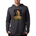 MIDEVE-Cav-Ruby7 Mens Hooded Shirt