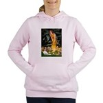 MidEve-Cav2B.png Women's Hooded Sweatshirt