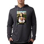 3-MONA-Cav-BLENPair Mens Hooded Shirt