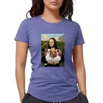 3-MONA-Cav-BLENPair Womens Tri-blend T-Shirt