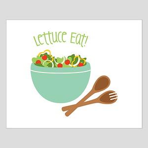 Lettuce Eat Posters