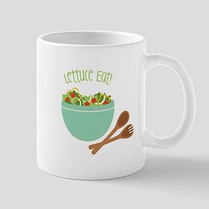 Lettuce Eat Mugs
