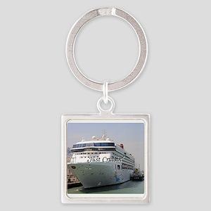 Just Cruisin': Superstar Virgo Cruise sh Keychains