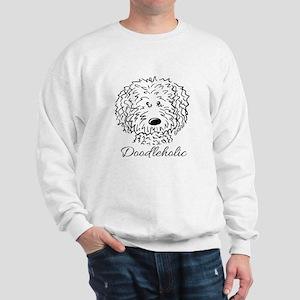 KiniArt Doodleholic Sweatshirt