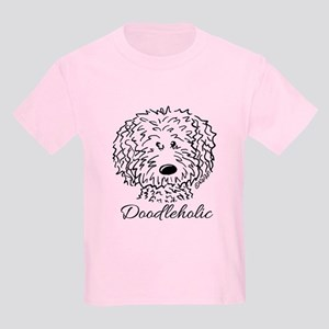 KiniArt Doodleholic Kids Light T-Shirt