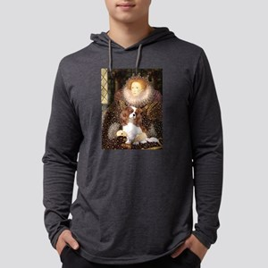 MP-QUEEN-Hilliard-Cav2B Mens Hooded Shirt