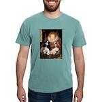5.5x7.5-Queen-CavPAIR Mens Comfort Colors Shir