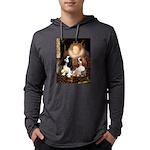 5.5x7.5-Queen-CavPAIR Mens Hooded Shirt