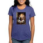 5.5x7.5-Queen-CavPAIR Womens Tri-blend T-Shirt