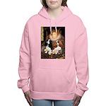 5.5x7.5-Queen-CavPAIR Women's Hooded Sweatshir