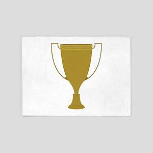 1st Place Trophy 5'x7'Area Rug
