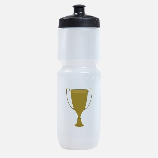1st Place Trophy Sports Bottle