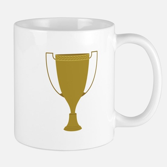 1st Place Trophy Mugs