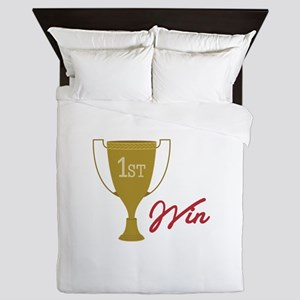 1st Win Queen Duvet