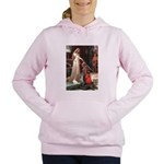 4-3-MP-Accolade-Cav2B Women's Hooded Sweatshir
