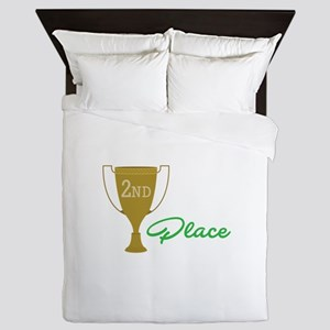 2nd Place Queen Duvet