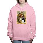 ORN-Oval-VASE-Renoir-Cavalier-TRI6 Women's Hoo