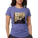 ORN-Oval-WMom-Cav-Tri Womens Tri-blend T-Shirt