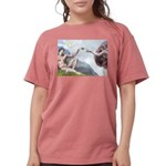 5x7-Creation-ChIH2 Womens Comfort Colors Shirt