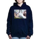 5x7-Creation-ChIH2 Women's Hooded Sweatshirt