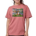 5x7-Lilies2-CHIH2 Womens Comfort Colors Shirt