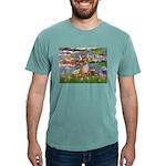 5x7-Lilies2-CHIH2 Mens Comfort Colors Shirt
