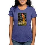57MidEve-CHIH1 Womens Tri-blend T-Shirt