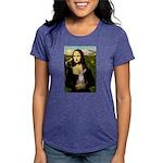 5.5x7.5-Mona-Chih1 Womens Tri-blend T-Shirt