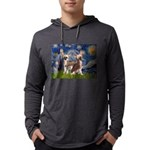 5.5x7.5-Starry-CrestedPR Mens Hooded Shirt