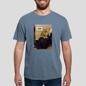 5.5x7.5-WMom-Chow1 Mens Comfort Colors Shirt