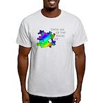 Autism pieces Light T-Shirt