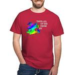 Autism Pieces Dark T-Shirt