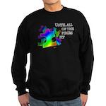 Autism pieces Sweatshirt (dark)