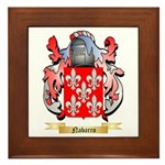 Nabarro Framed Tile