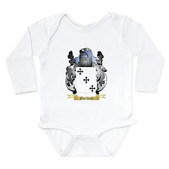 Northcote Long Sleeve Infant Bodysuit