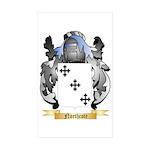 Northcote Sticker (Rectangle 50 pk)