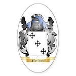 Northcote Sticker (Oval 50 pk)