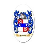 Norries 35x21 Oval Wall Decal