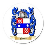 Norrie Round Car Magnet
