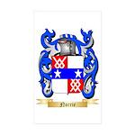 Norrie Sticker (Rectangle 50 pk)