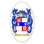 Norrie Sticker (Oval 50 pk)
