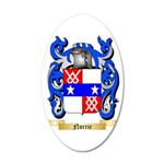 Norrie 35x21 Oval Wall Decal