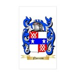 Norreys Sticker (Rectangle)