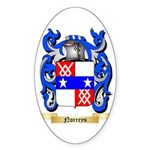 Norreys Sticker (Oval)