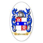 Norreys Sticker (Oval 50 pk)